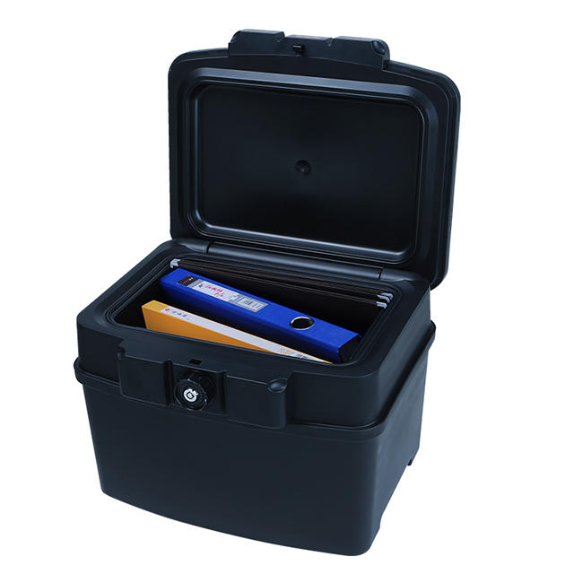 GUARDA fire proof and water proof safes,Office furniture file storage containers,A4 Size paper fitted,UL Certify fire safe box