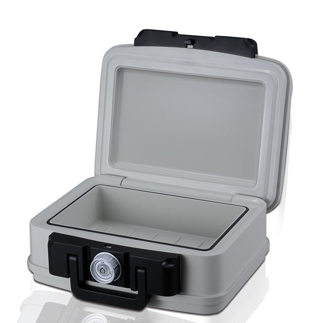 Safe boxfireproof and waterproof safe , suits for document/passports
