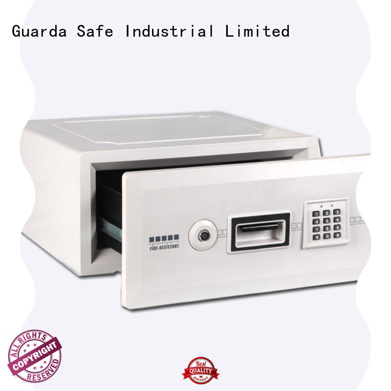 Wholesale 1 hour fireproof safe white for business for company