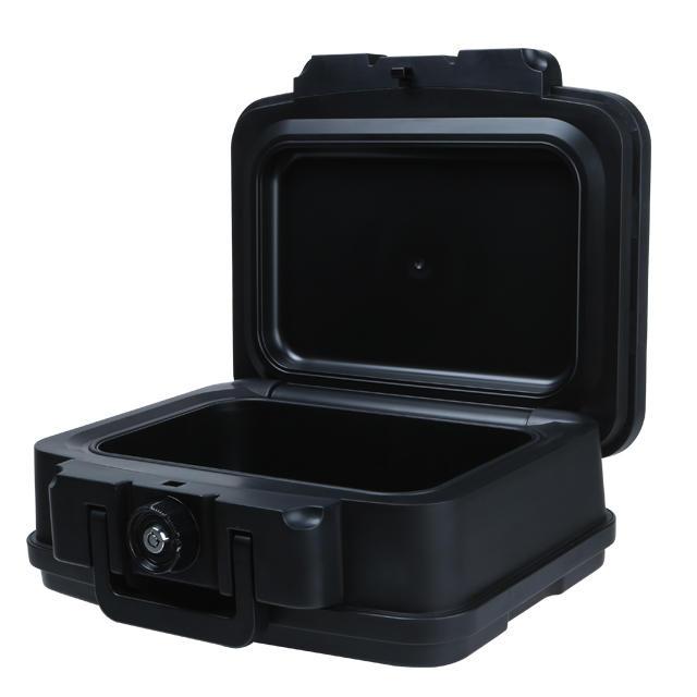 High Security turn knobLock Hotel Safe Box Fireproof hand Gun Safe
