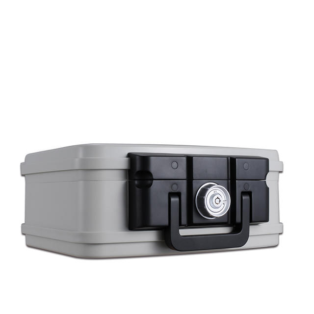 30 Minute Fireproof High Security Mechanical Lock Key Media Safe