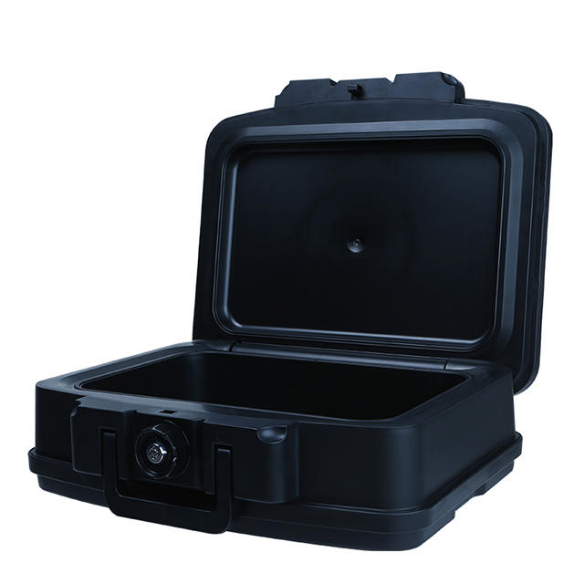 Jewelry Security Home Safe Box with carry handle