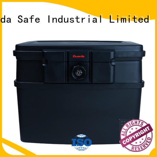 Guarda mins fire waterproof safe manufacturers for business