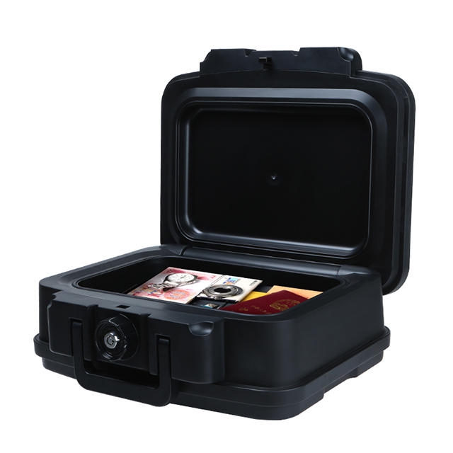 Small Fireproof Safe for Bank Card Stasing