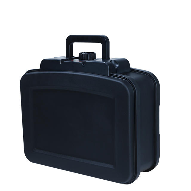 Guarda 2117 White Fireproof Box & Waterproof Box 0.17 Cubic Feet