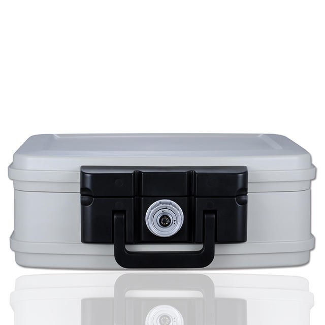 30mins Fireproof Box with Turn knob 440 (W) x 370 (D) x 165mm (H)