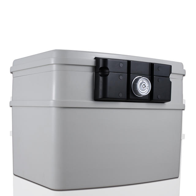 Documents Protection Fire Resistant Chest 0.62cuft/18L