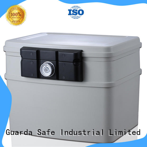 Guarda New fireproof waterproof safe for business for money