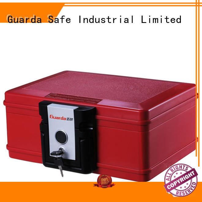 Guarda High-quality fire waterproof safe company for company