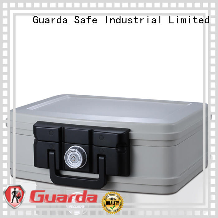 Guarda white portable safe for sale for bank