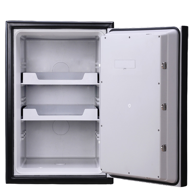 Guarda Fire and Waterproof Safe for home/Office/hotel /bank , Touchscreen Digital lock,UL72-350 120 minutes (3245ST-BD)