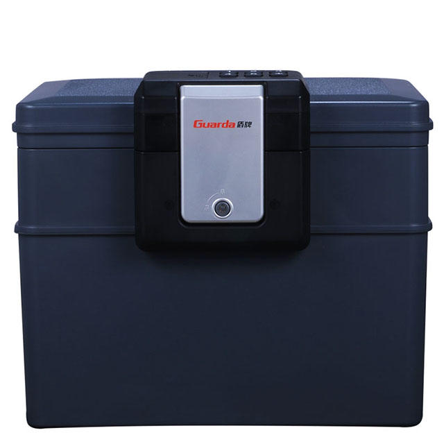 Digital fire proof chest waterproof safe rated UL72-350 30 mins fire resistant,407*321*329mm