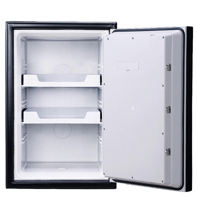 Fire Resistance and Waterproof Safe Box,Touchscreen Digital code lock(W461mm*D548mm*H693mm)