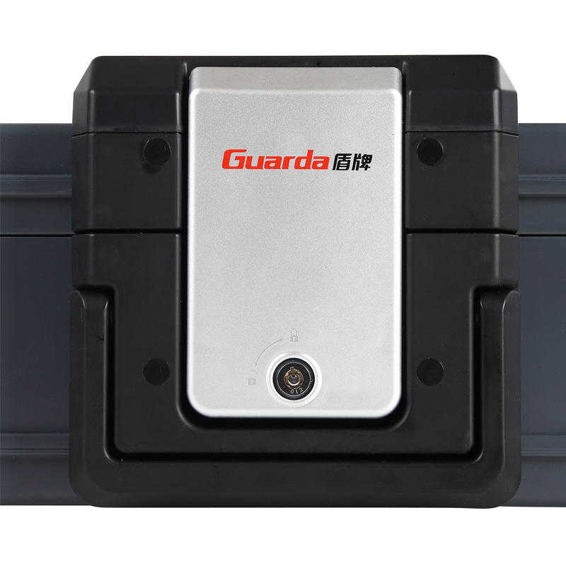 Key lock gray color 30 min files storage fireproof waterproof safe box 407*321*329mm,first alert hot sale safe chest