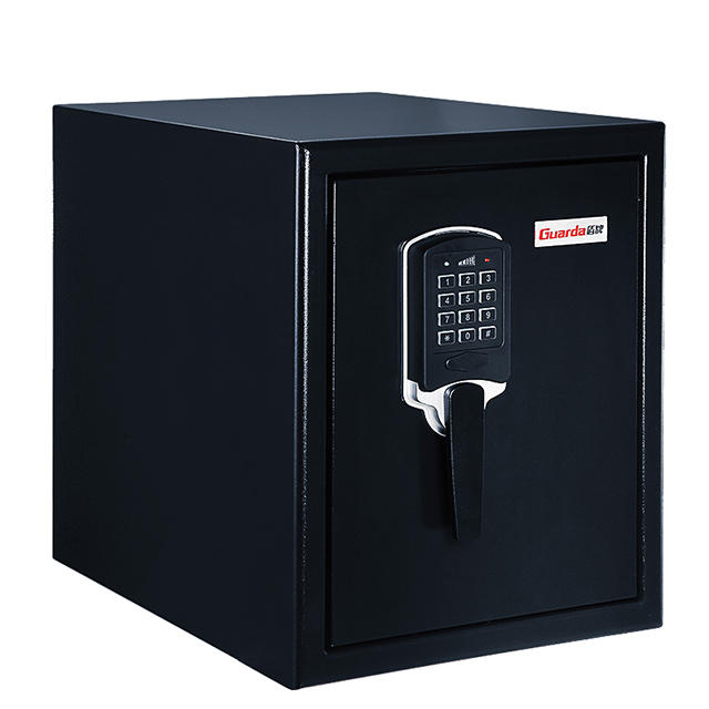 Guarda Power-saving electronic fire & water proof safe with digital code lock 3091SD-BD ,can change the password