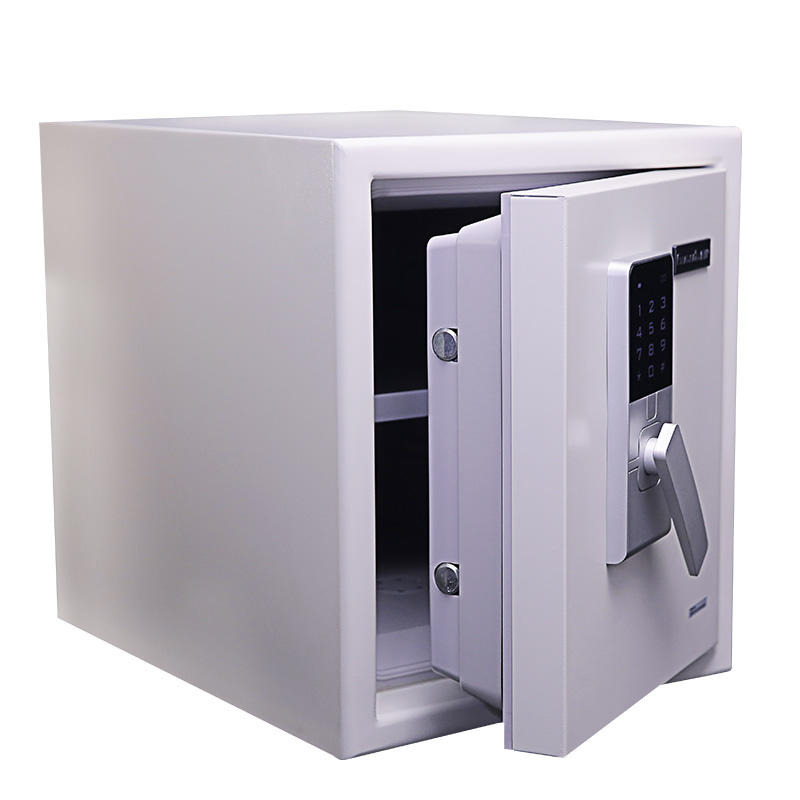 120mins Fireproof Storage Safe Box with Smart Touchscreen Lock for home safe