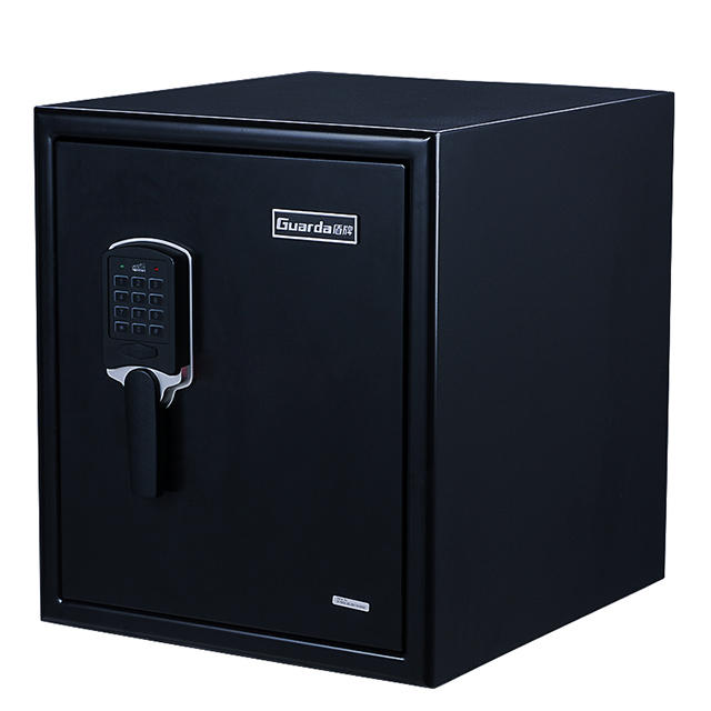 Intelligent Fireproof Safe Box for Home Security