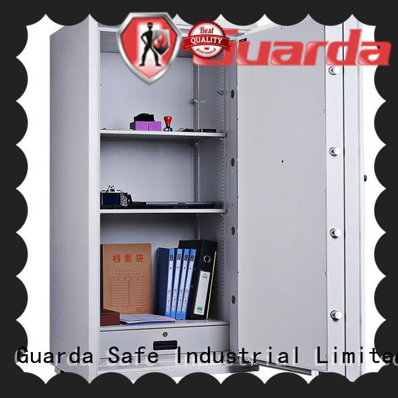 Guarda insiide fire waterproof safe for business for money