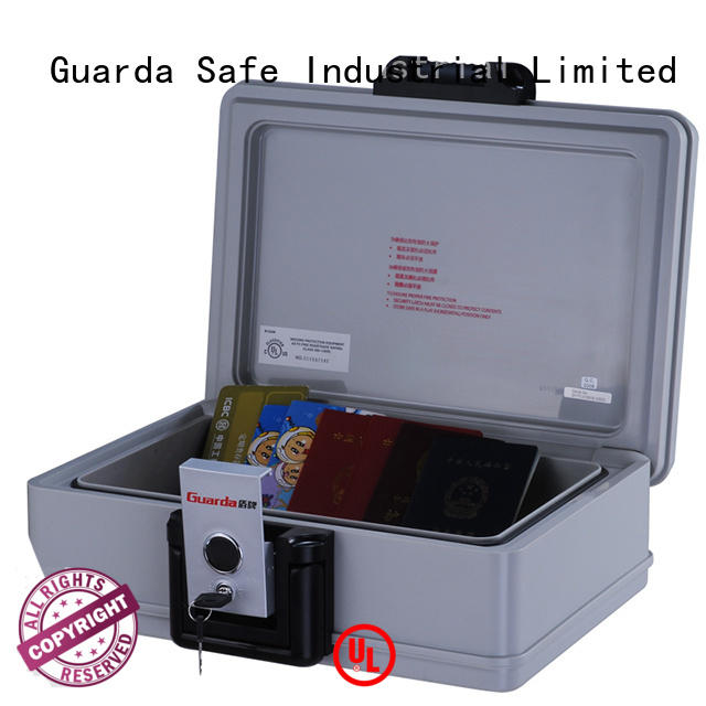 Guarda non fireproof waterproof safe for business for company