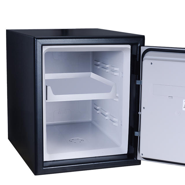 CE Fireproof Safe File Cabinet with LED touchscreen lock