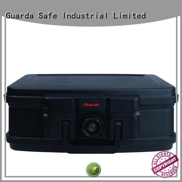 Guarda High-quality fireproof waterproof safe for sale for company