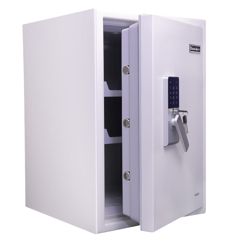 Fireproof Box with Concealed hinges design for home security