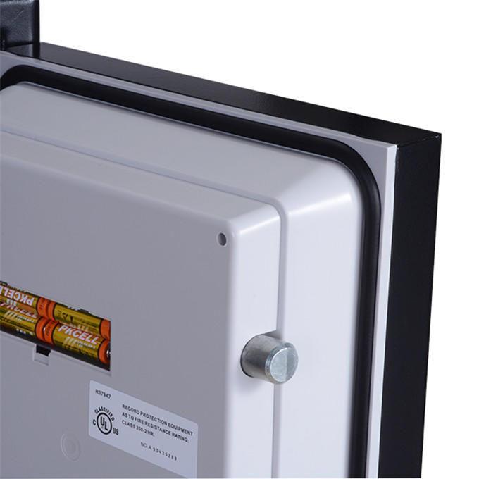 Safe with Adjustable Tray for Fire Protection