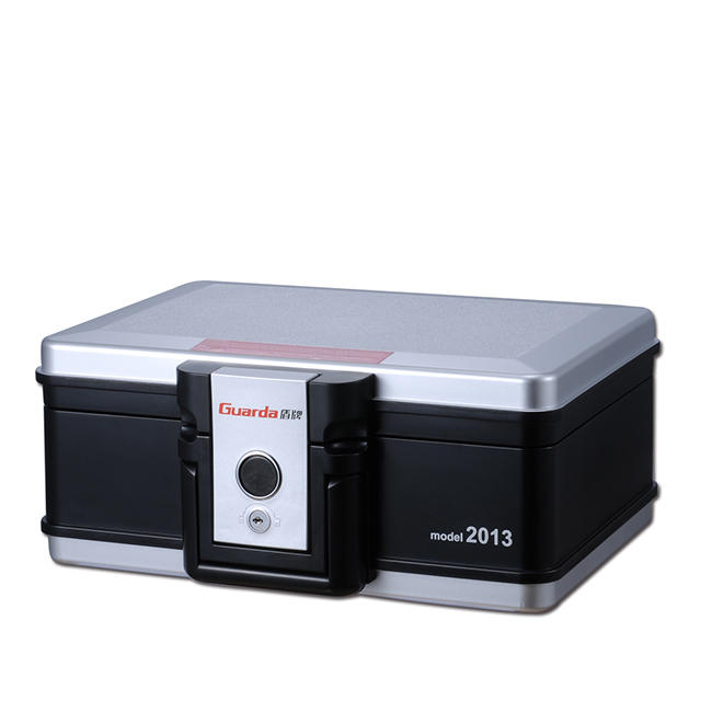 Compact and Portable Design Fireproof Safe 0.17 Cubic Feet