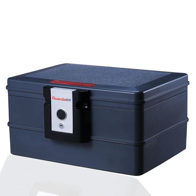 Security Metal Portable Filing Safe Box