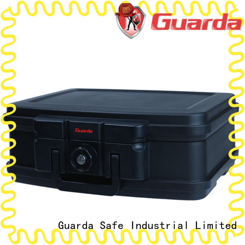 Guarda duty fireproof waterproof safe suppliers for money