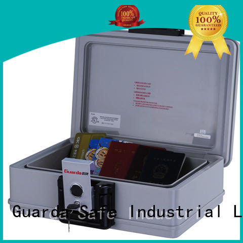 Guarda Wholesale fireproof box suppliers for file