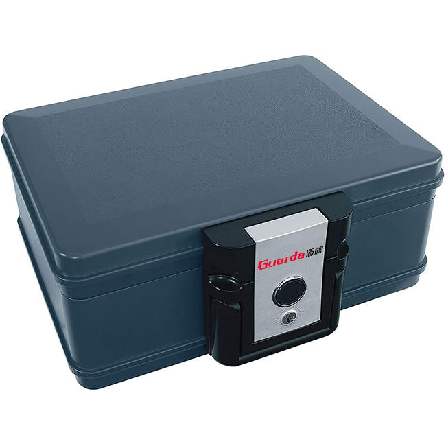 A4 Size Waterproof 30 Minute Fireproof Safe