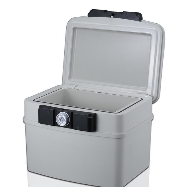 18L Waterproof Fireproof Safe for Protecting Documents