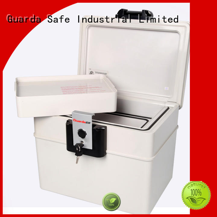Guarda money fire waterproof safe suppliers for business