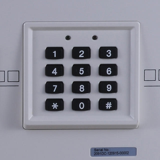 Guarda 2091D FireProof Digital Drawer Safe JIS 1037 1 hour Digital lock