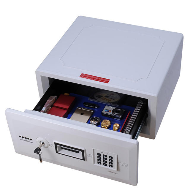 Guarda Home/Hotel/ OfficeFireProof Electronic Digital Drawer Safe, JIS 1037 1 hour Digital lock d.3-8 digit passcode
