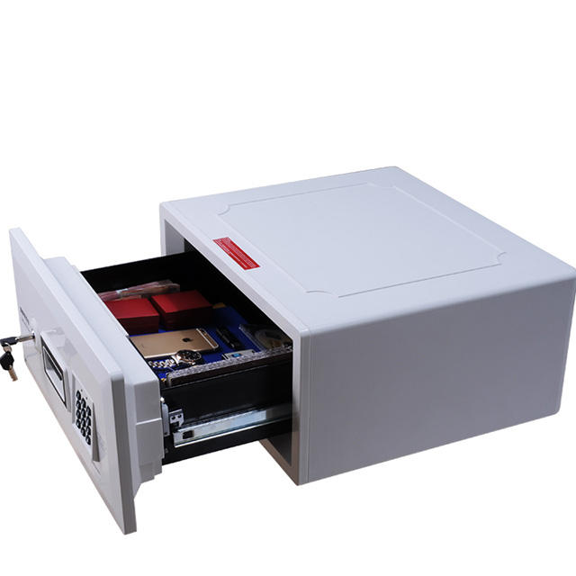 Closet security fireproof drawer safe with JIS 60-mins certify