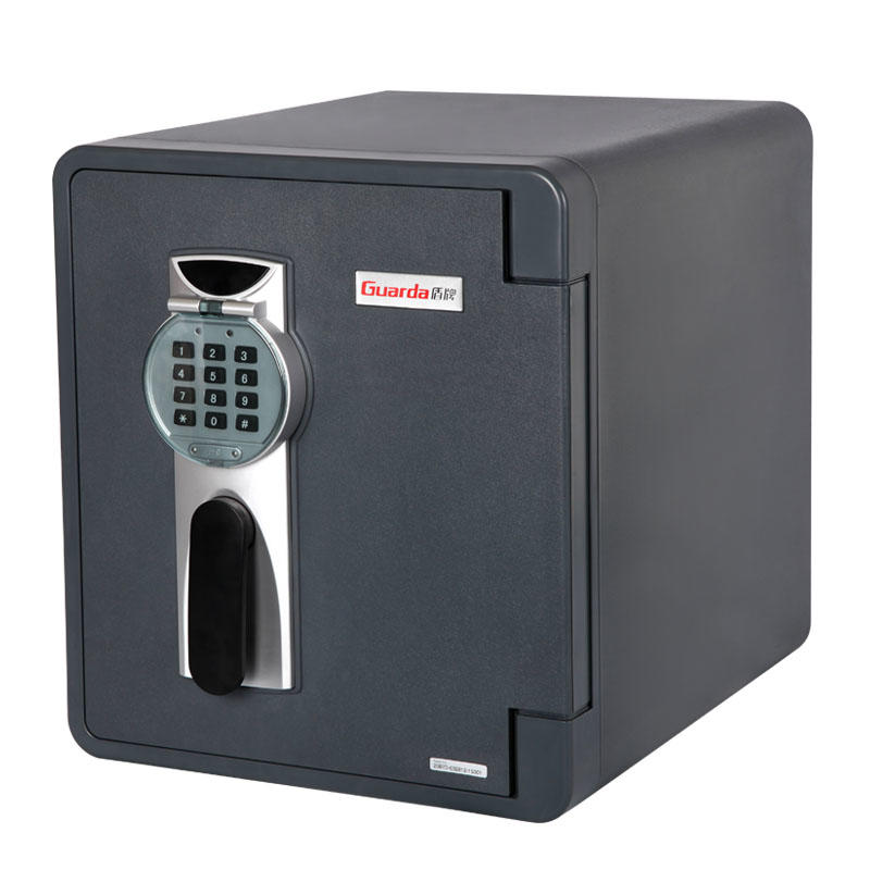 Guarda 1 Hour Fire Resistant Waterproof Safe A4 Legal Files Cabinet with Dial Combination Lock, UL Certify