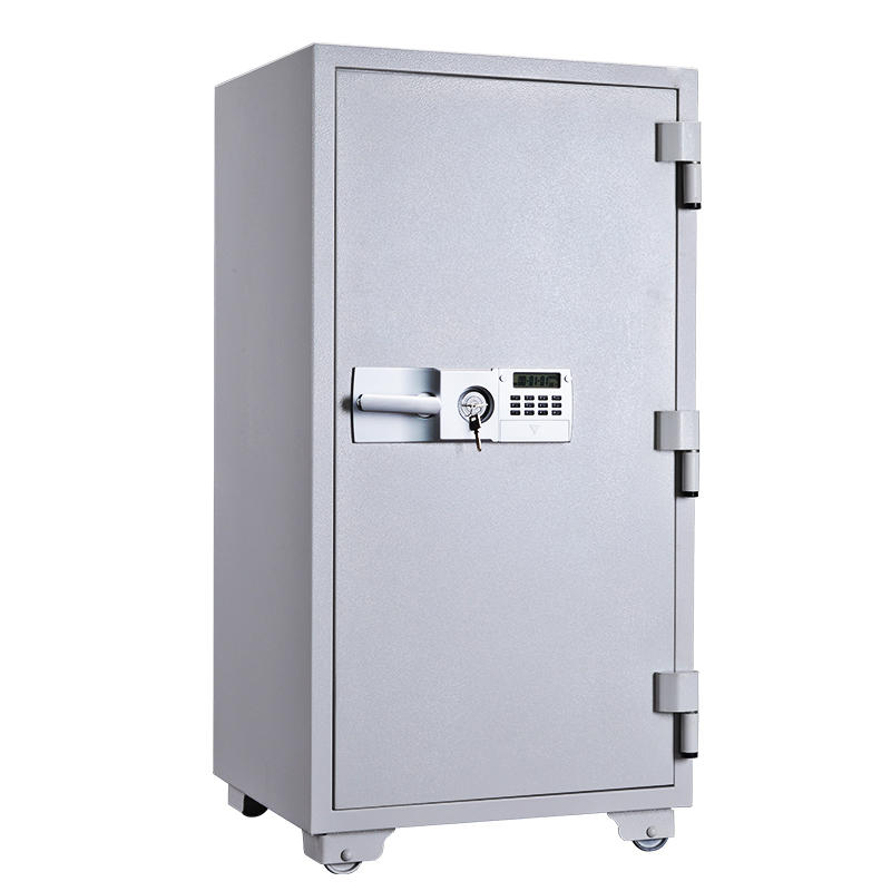 Guarda 7058D Fireproof Safe for Office safety, Dual key, Meets JIS S 1037 Fire Rated 2 hours, 5.8cu ft/165L