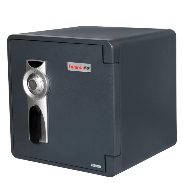 Guarda 1-Hour Fireproof Water Proof Pry-Resistant Safes for Documents Security, 1.35 Cubic Feet
