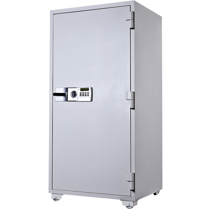 High quality cold-roll Steel Electronic fireproof safe Cabinet for Office/Bank/Boxroom
