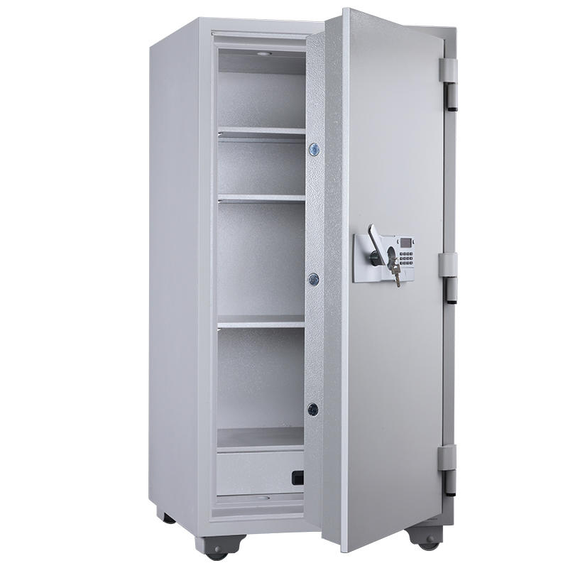 GUARDA Fire resistant design office used safe Cabinet,Double key Security safe