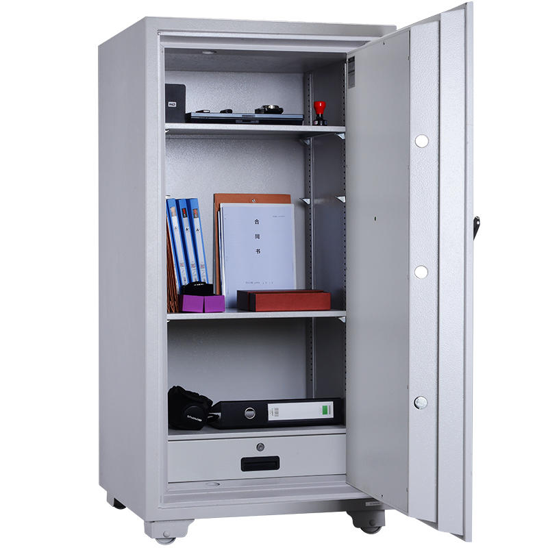 120-mins fire resistant Safe for banks documents using,1.3m height