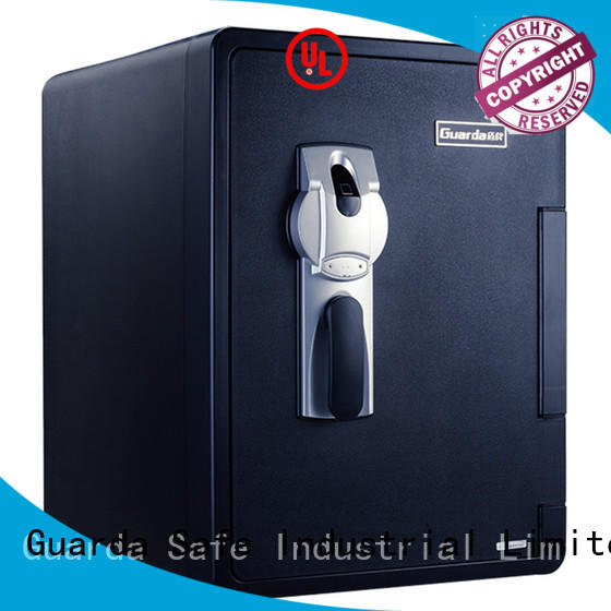 Guarda pryresistant fireproof safe box suppliers for company