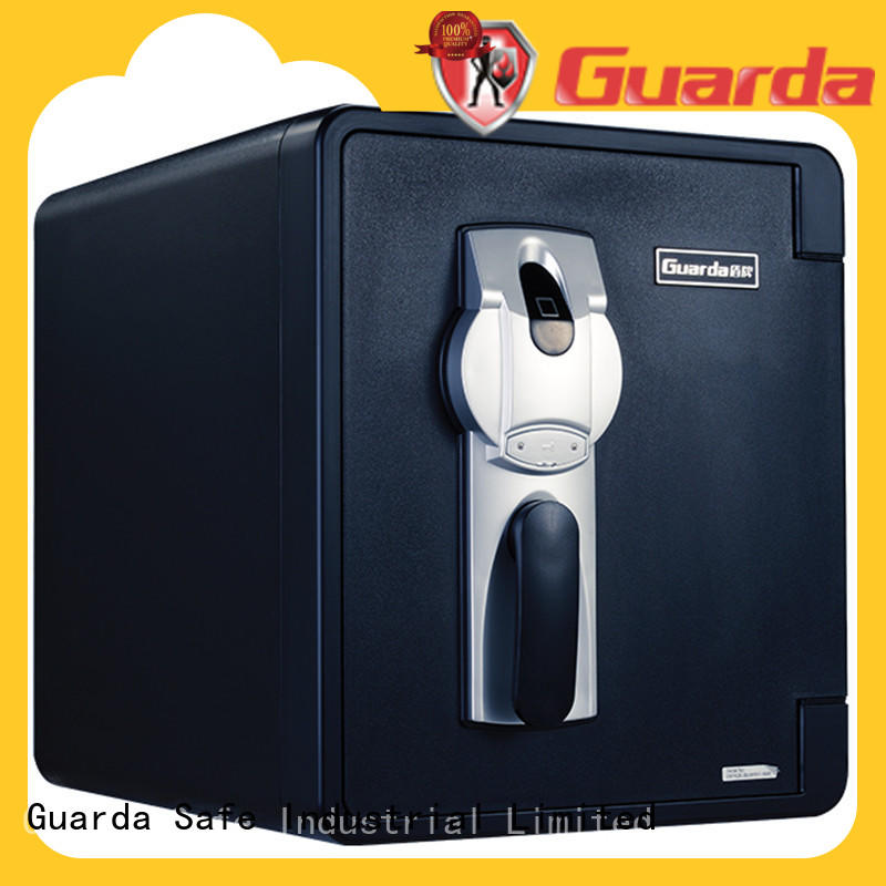 Guarda High-quality fireproof safe box suppliers for company