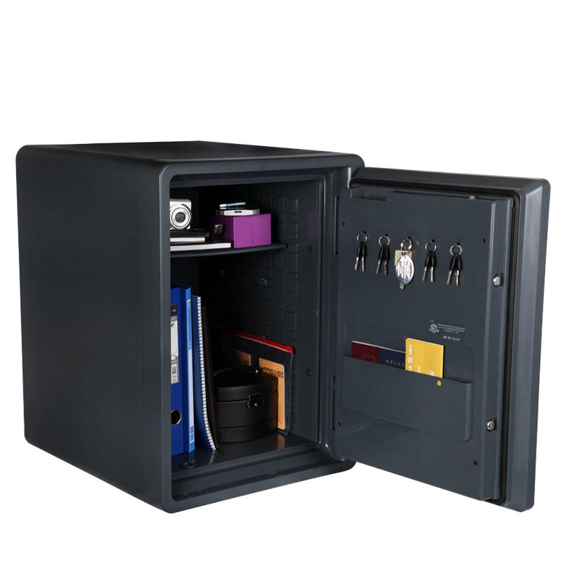 Guarda 1-Hour Fireproof Digital Electronic Safe Box and Water Resistant Safe, Big Size