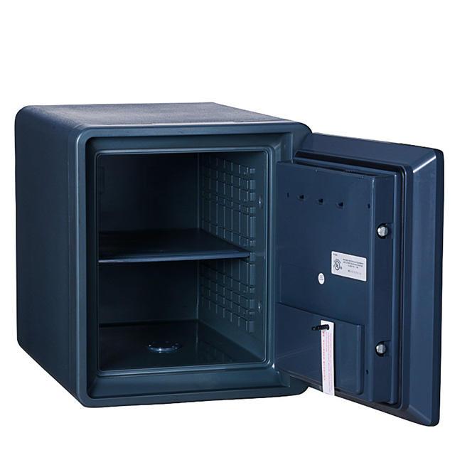 Guarda 1- Hour Best Biometric Fireproof Safe, 8-Hours Waterproof Safe, 25L