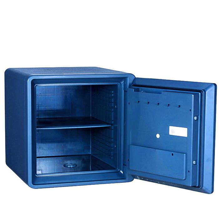 Guarda 1-Hour Intelligent Fingerprint Fireproof and Waterproof Safe Box, 35.6L