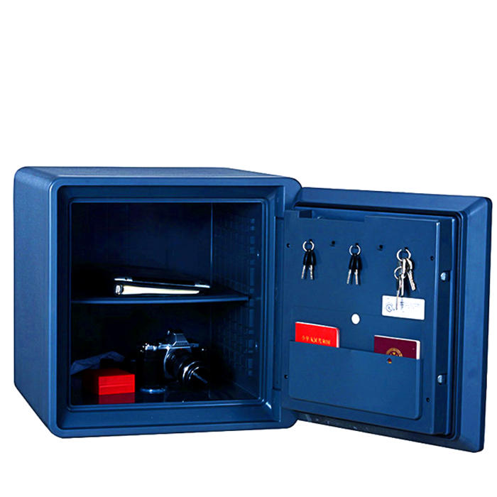 Guarda 1-Hour Intelligent Fingerprint Fireproof and Waterproof Safe Box, 35.6L