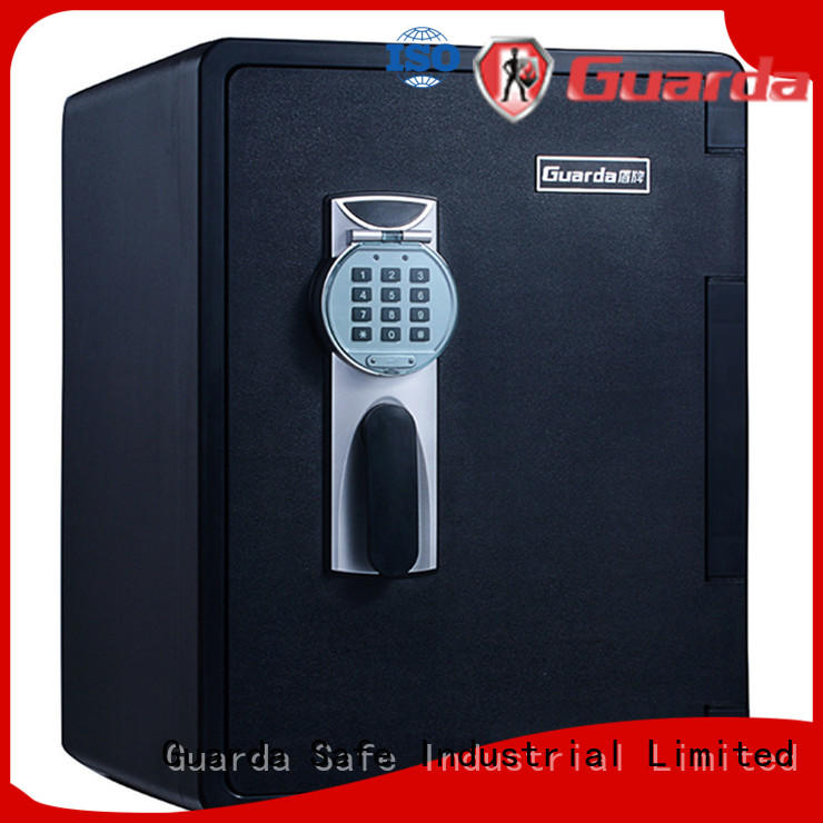 Latest fireproof safe box be supply for money